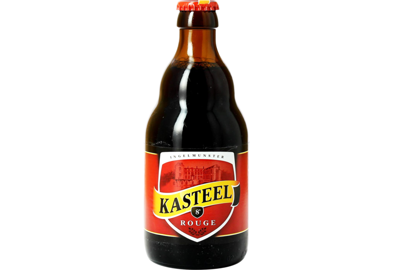 Bottled beer - Kasteel rouge 8°