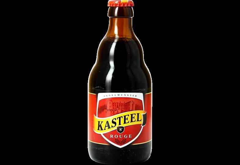 Flaskor - Kasteel rouge 8°