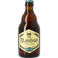 Botellas - Maredsous triple 10°