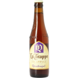 Botellas - Trappe quadruple