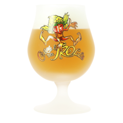 Beer glasses - Cuvée des Trolls 50 cl glass