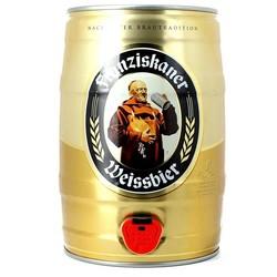Kegs - Franziskaner weissbier 5L Keg