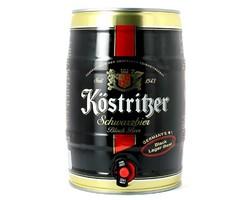 Fûts de bière - Fût 5l Kostritzer Schwarzbier