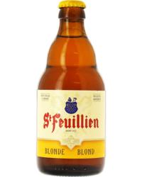 Bottled beer - Saint Feuillien blonde