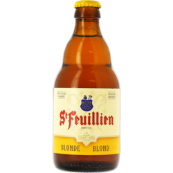 Botellas - Saint Feuillien blonde