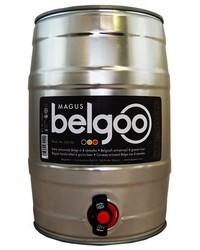 Bier Tapvatjes - Fut 5L Belgoo Magus