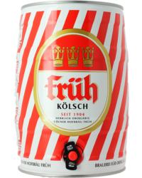 Kegs - keg 5L Fruh Kolsch