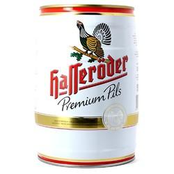 Fûts de bière - Fût 5L Hasseroder Premium Pils