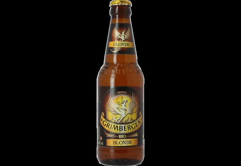 Bouteilles - Grimbergen Blonde
