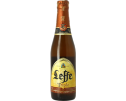 Bottled beer - Leffe Triple