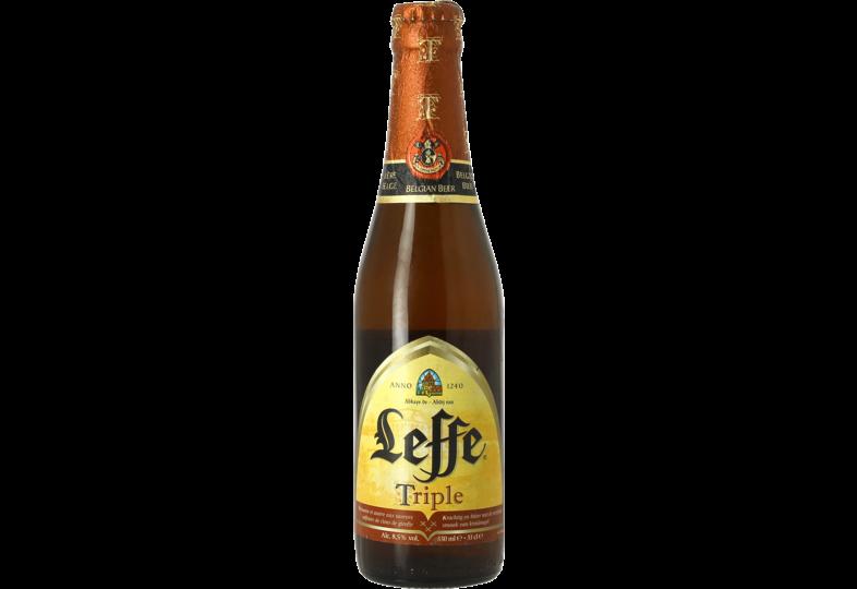 Bottled beer - Leffe Triple
