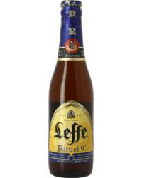 Bottled beer - Leffe Rituel 9°