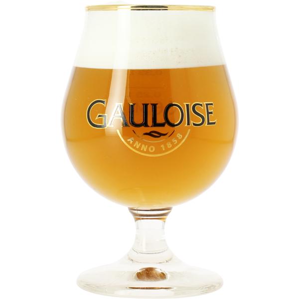 Gauloise 33cl glass