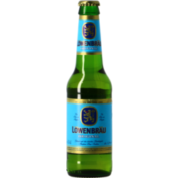 Bottled beer - Lowenbrau