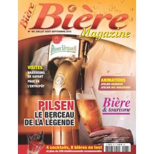 Bière Magazine 68 - Juillet, Août, Sept 10