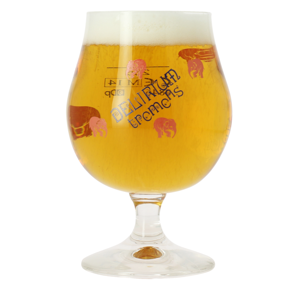 Delirium Tremens 25cl glass