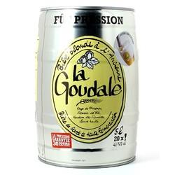 Fûts de bière - Fût 5L La Goudale