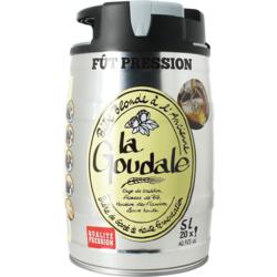 Fûts de bière - Fût 5L La Goudale Fontaine SPI