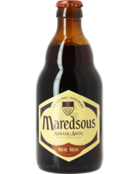Bottled beer - Maredsous 8