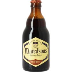 Bottled beer - Maredsous 8