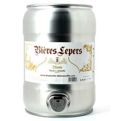 Fûts de bière - Fût 5L Lepers 8