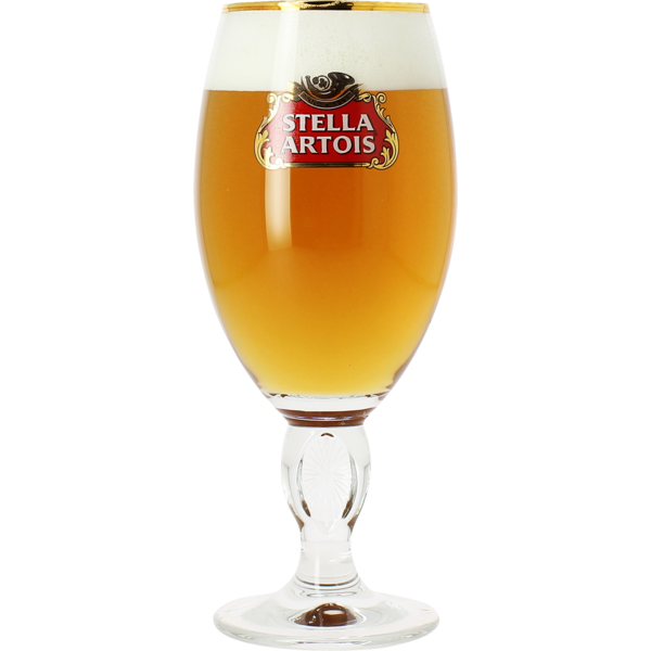 Stella Artois 33cl stem glass
