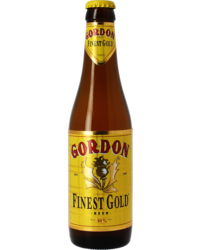 Flessen - Gordon Finest gold