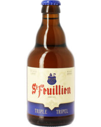 Bottled beer - Saint Feuillien Triple