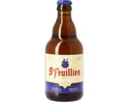 Flessen - Saint Feuillien Tripel