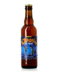 Bottled beer - L'Angelus de Noël - 33 cl