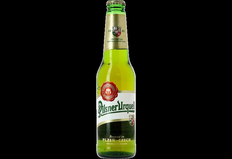 Bottled beer - Pilsner Urquell
