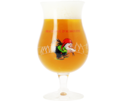 Ölglas - Brasserie Achouffe 33cl glass
