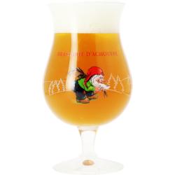 Verres à bière - Verre Brasserie d'Achouffe - 33 cl