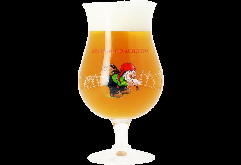 Bierglazen - Glas van Brouwerij d'Achouffe - 33 cl