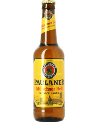 Bottled beer - Paulaner Original Münchner Hell - 33 cL