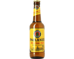 Flessen - Paulaner Original Münchner Hell - 33 cL