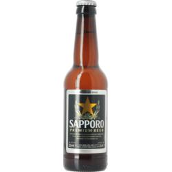Flaskor - Sapporo Premium Beer