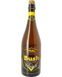Bottled beer - Bush Blonde Triple - 75 cl