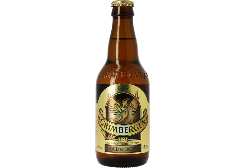 Bottiglie - Grimbergen Dorée