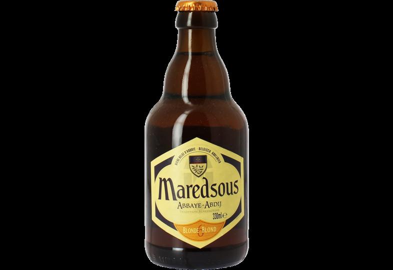 Bouteilles - Maredsous 6 Blonde