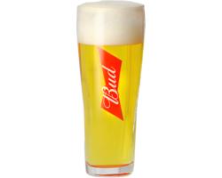Biergläser - Glas Bud