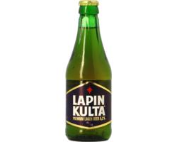 Bottled beer - Lapin kulta