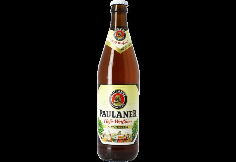 Bottled beer - Paulaner Hefe-Weifsbier