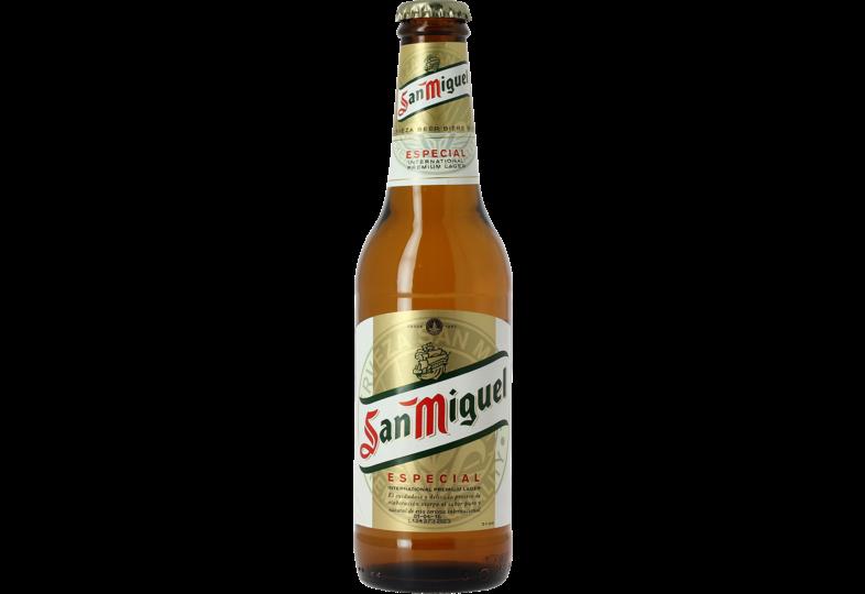 Flaskor - San Miguel