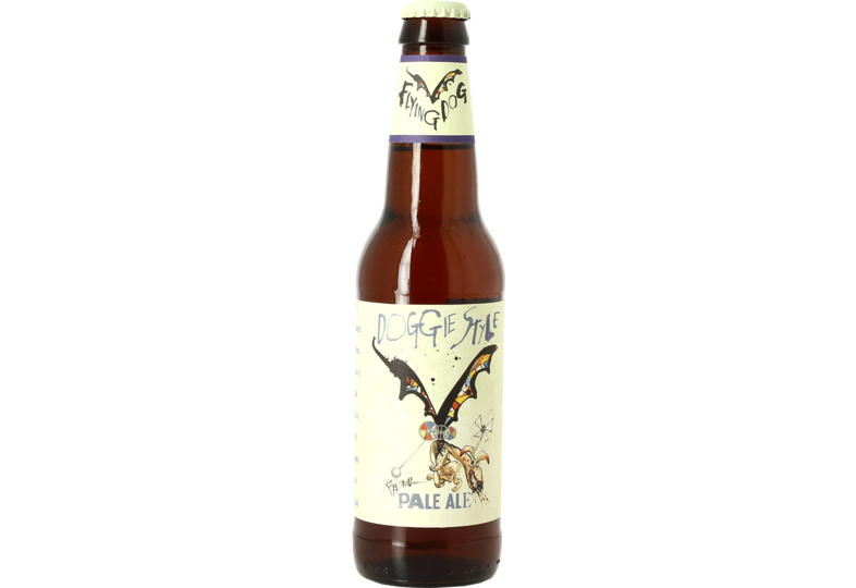 Flaskor - Flying Dog Pale Ale