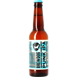 Bottled beer - Brewdog Punk IPA