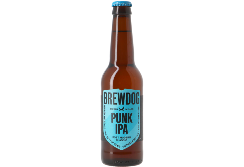 Bottled beer - Brewdog Punk IPA