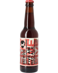 Bottled beer - Brewdog 5 A.M Saint
