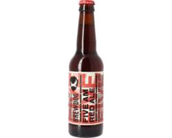 Bottled beer - Brewdog Five AM Saint