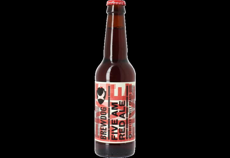 Bottiglie - Brewdog 5 A.M Red Ale